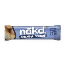 Nakd - Nakd Cashew Cookie 35G, 18 Repen