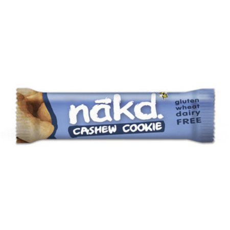 Nakd Nakd - Nakd Cashew Cookie 35G, 18 Repen