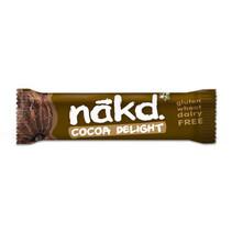 Nakd - Nakd Cocoa Delight 35G, 18 Repen