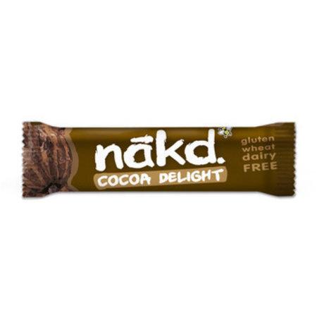 Nakd Nakd - Nakd Cocoa Delight 35G, 18 Repen