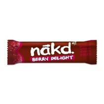 Nakd - Nakd Berry Delight 35G, 18 Repen