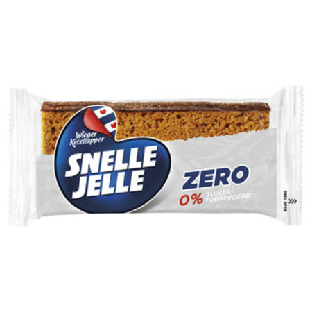 Wieger Ketelapper Wieger Ketelapper - Snelle Jelle Zero Singles, 14 Pack
