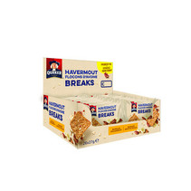 Quaker - Haverm. Breaks Banaan Pecann.G, 26 Pack