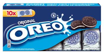 Oreo Oreo - Oreo Classic 220Gr, 8 Stuks