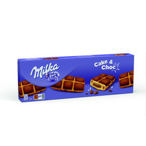 Milka - Cake & Choc 175G, 16 Pack