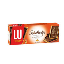 Lu - Scholiertje 150Gr Puur, 14 Pack