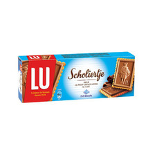 Lu - Scholiertje 150Gr Melk, 14 Pack