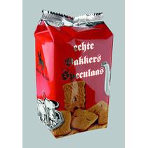 De Ruiter - Echte Bakkersspeculaas 400Gr, 12 Pack