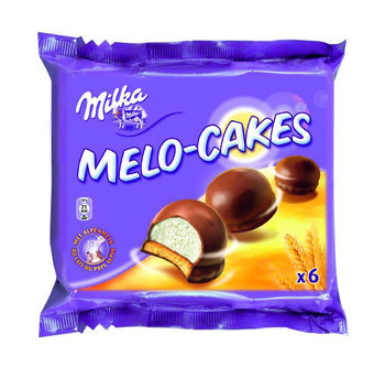Melocakes Melocakes - Melocakes 100G, 12 Pack