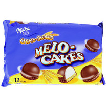 Melocakes - Melocakes Choco-Swing A12 200G, 12 Pack