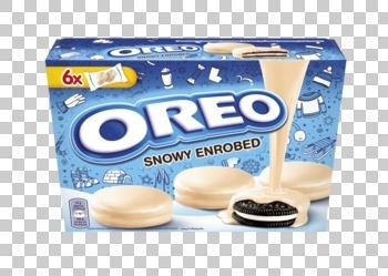 Oreo Oreo - Oreo Enrobed White Choco 246G, 10 Dozen