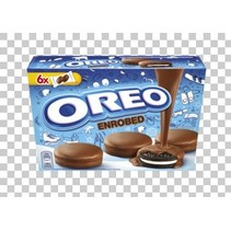 Oreo - Oreo Enrobed Milk Choco 246G, 10 Dozen