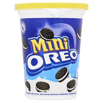 Oreo Oreo - Oreo Mini Cookies 115G, 8 Stuks