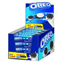 Oreo - Oreo Cookies 66 Gram, 20 Stuks