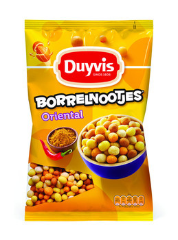 Duyvis Duyvis - Borrelnoten Oriental 1Kg, 6 Zakken
