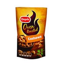Duyvis - Dry Roasted Cashew Salt 125G, 10 Zakken