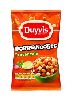Duyvis Duyvis - Borrelnootjes Provencale 45G, 20 Zakken