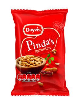 Duyvis Duyvis - Pinda'S Gezouten 60G, 20 Zakken