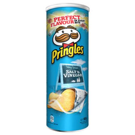 Pringles Pringles - Pringles Salt & Vinegar 165G, 9 Kokers
