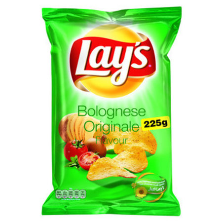 Lay's Lay'S - Chips 225G Bolognese, 15 Zakken