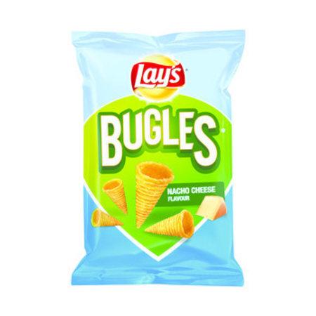 Lay's Lay'S - Bugles Nacho Cheese 115G, 24 Zakken