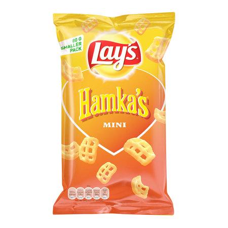 Lay's Lay'S - Mini Hamka'S 80G, 15 Zakken