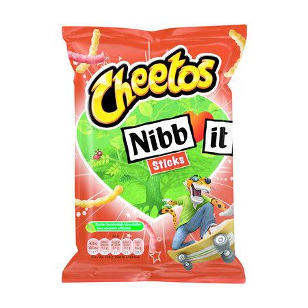 Cheetos Cheetos - Nibbit Sticks Naturel 22G, 30 Zakken