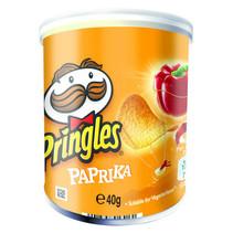 Pringles - Pringles 40Gr Paprika, 12 Kokers
