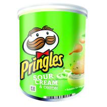 Pringles - Pringles 40Gr Sour Cr/Onion, 12 Kokers