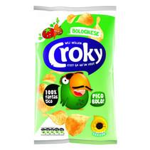 Croky - Croky Chips 175Gr Bolognese, 18 Zakken