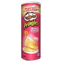 Pringles - Pringles Ham & Cheese 165G, 9 Kokers