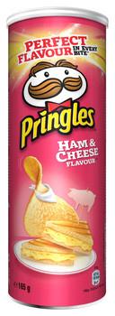 Pringles Pringles - Pringles Ham & Cheese 165G, 9 Kokers