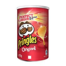 Pringles - Pringles Original 70G, 12 Kokers