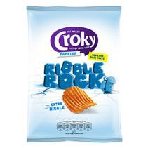 Croky - Ribble Rock Paprika 130G, 9 Zakken