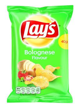 Lay's Lay'S - Chips 40Gr Bolognese, 20 Zakken