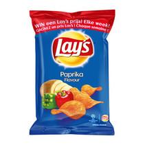 Lay'S - Chips 40Gr Paprika, 20 Zakken