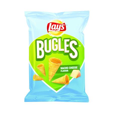 Lay's Lay'S - Bugles Nacho Cheese 30G, 24 Zakken