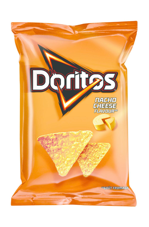 Doritos Doritos - Doritos 44Gr Nacho Cheese, 20 Zakken