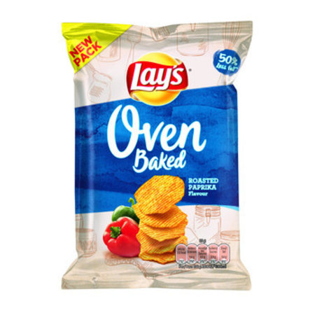 Lay's Lay'S - Oven From Lays Paprika 35Gr, 20 Zakken