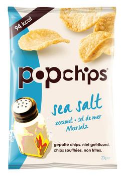 Pop Chips Pop Chips - Popchips Salt 23G, 21 Zakken