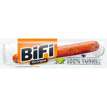 Bifi - Bifi 100% Turkey 24X20G, 24 Stuks