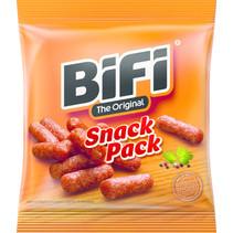 Bifi - Bifi Snackpack 18 X 60G, 18 Zakken