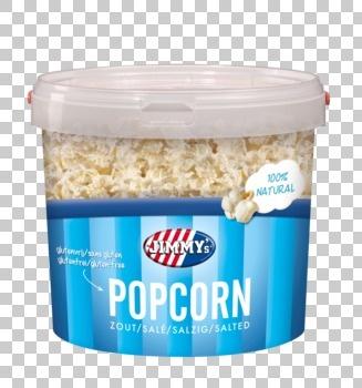 Jimmy´s Jimmy´S - Popcorn Emmer Zout 140Gr, 12 Emmer