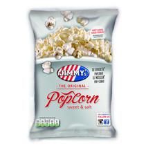 Jimmy´S - Original Popcorn Sweet&Salt, 8 Zakken