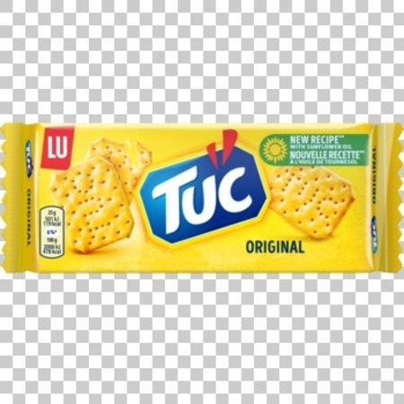 Tuc Tuc - Tuc Crackers 100Gr Original, 24 Pack