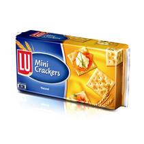 Lu - Minicrackers 250Gr Naturel, 12 Pack