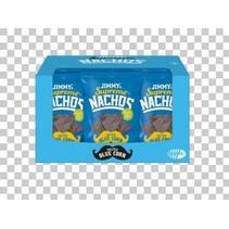 Jimmy´S - Supreme Nachos Bluecorn 140Gr, 12 Zakken