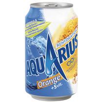 Aquarius - Aquarius Orange 33Cl Blik, 24 Blikken
