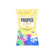 Propercorn - Propercorn Sweet & Salty, 12 Zakken