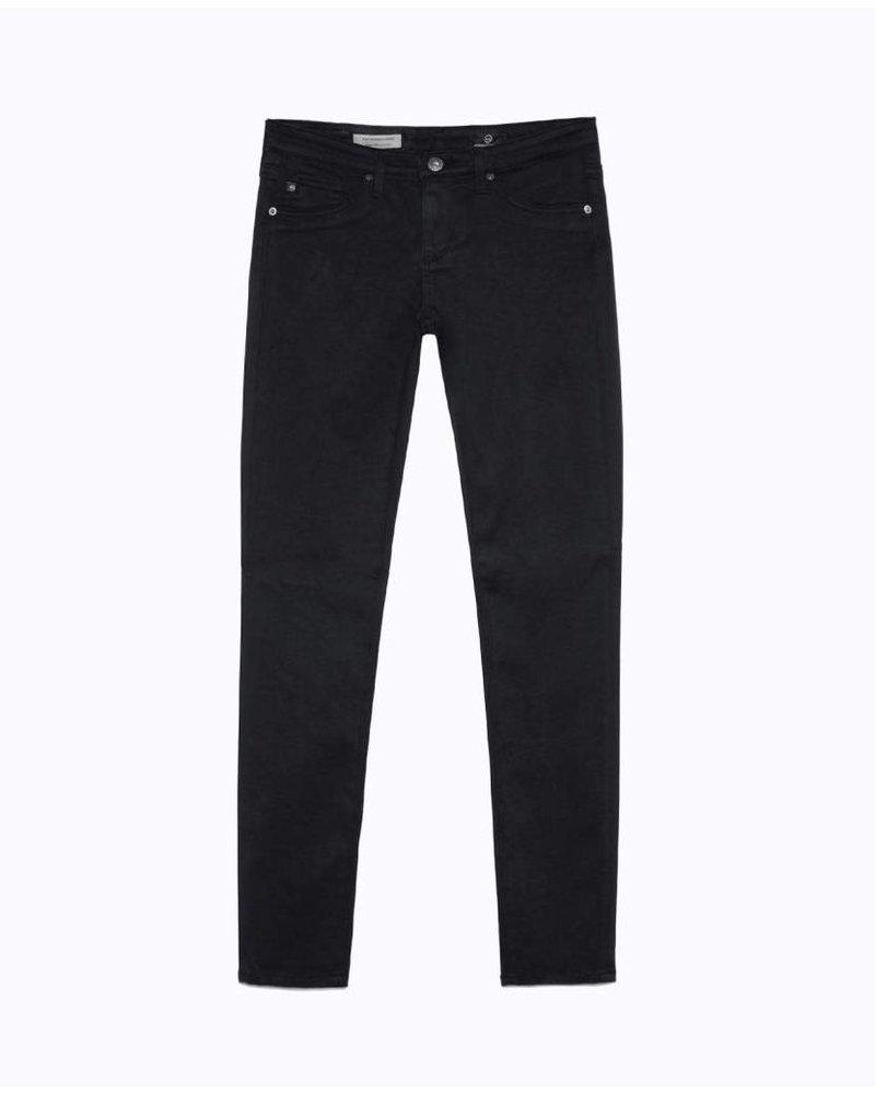 AG jeans Adriano Goldschmied Legging Ankle Zwart